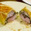 豚ヒレ肉のパイ包み焼き