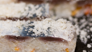 鰯の卯の花寿司
