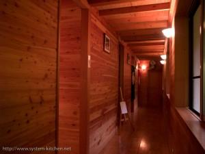 オーレン小屋の風呂