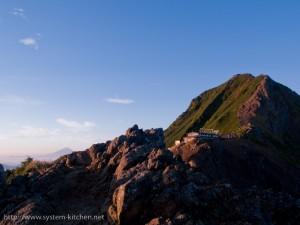 モルゲンレーテっぽい富士山