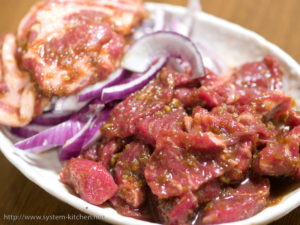 日式焼き肉