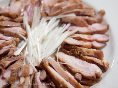 鶏の利休煮